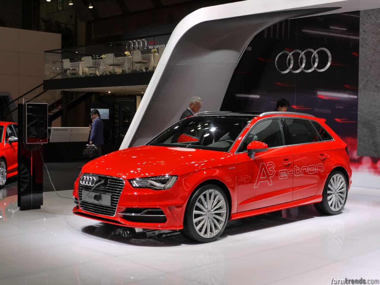 audi a3 etron form trends. Black Bedroom Furniture Sets. Home Design Ideas