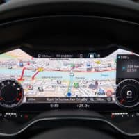 Audi showcases new TT interior at 2014 CES
