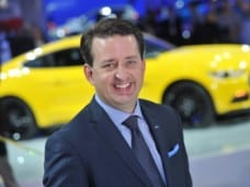 Joel Paiskowski to Succeed Martin Smith as Director of Design, Ford of Europe