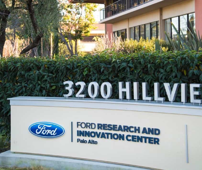 ford opens new research and development center in silicon valley. Black Bedroom Furniture Sets. Home Design Ideas