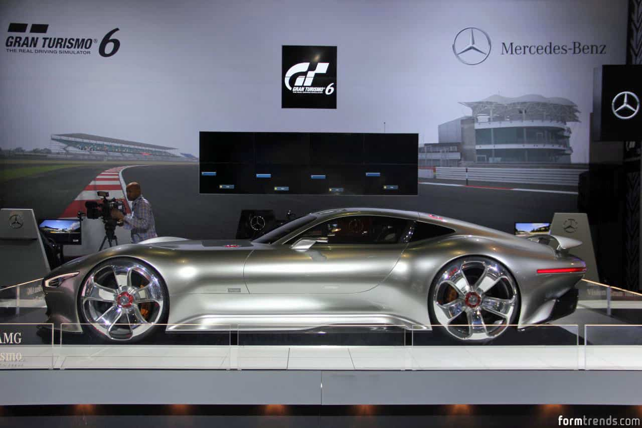 Making of Mercedes' AMG Vision Gran Turismo